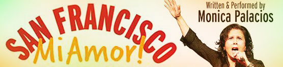 Monica Palacios' Queer Comedy in SF!