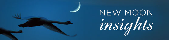 New Moon – An Opportunity to Heal