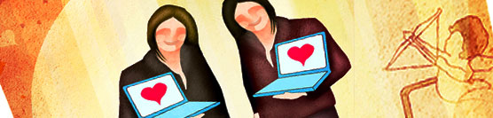 Sex and Lesbian Online Dating