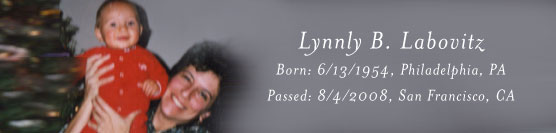 Remembering Lynnly