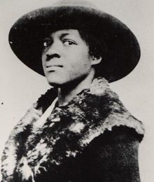 Mabel Hampton